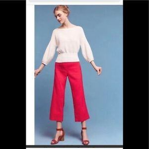 Cartonniere Cropped Pant
